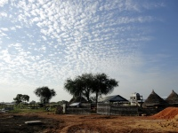 A place called home - for a while (South Sudan 2010)