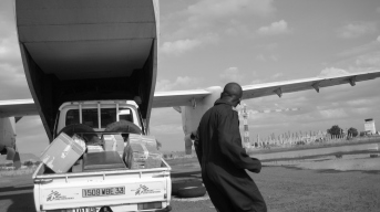 Preparing for an emergency intervention (Juba, South Sudan 2008)