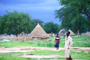 I like this photo, it captures a lot of the uncertainty and insecurity that people went people went through (Turalei, South Sudan 2008)