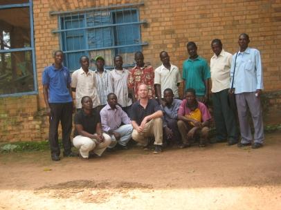 Research with militia members in South Sudan (2012)