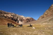 Bike trip in the Himalayas (2008)